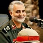 ژنرال قاسم سلیمانی قهرمان زنده ایرانیان + تصاویر
