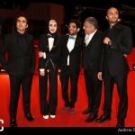 """تصاویر فرش قرمز """"اژدها وارد میشود! """"جشنواره فیلم برلین"""