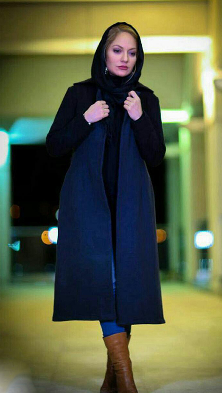 مهناز افشار در جشنواره فیلم فجر فرش قرمز 94