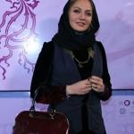تیپ مهناز افشار در جشنواره فیلم فجر فرش قرمز ۹۴