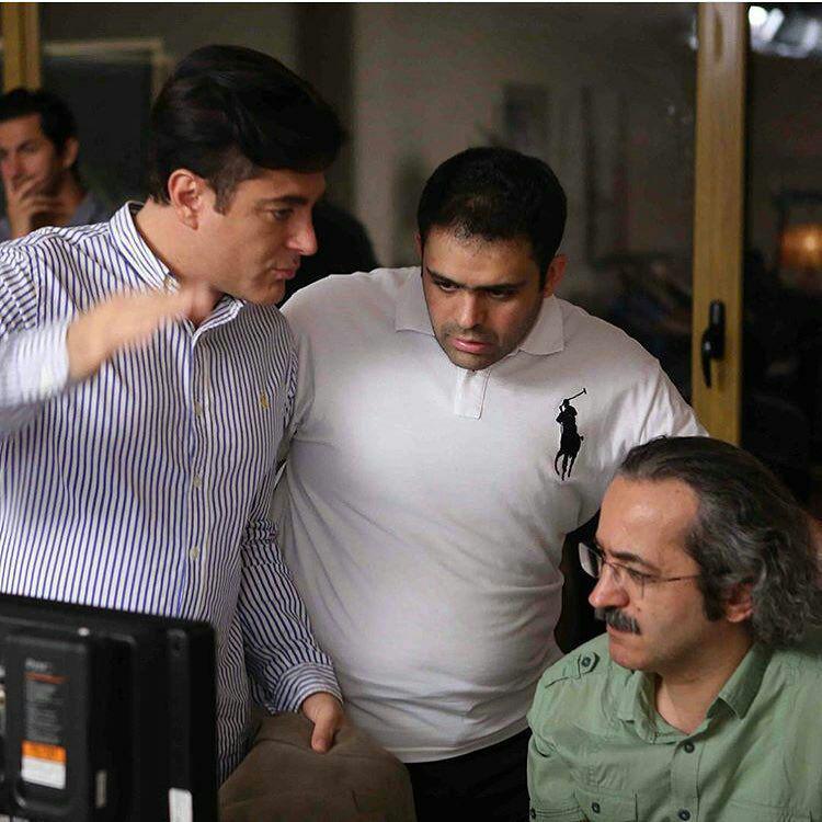 فیلمبرداری سلام بمبئی در تهران فروردین 95 + تصاویر