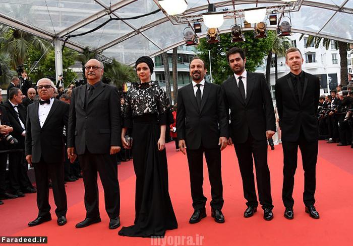 جشنواره جهانی فیلم کن 2016 + تصاویر