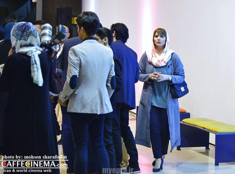 فیلم بارکد و عکس جدید از بازیگران