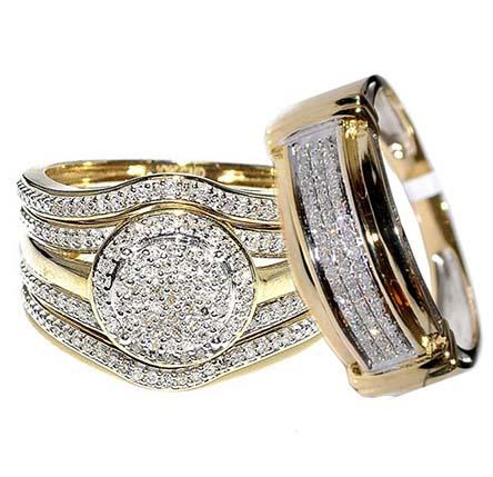 جدیدترین و شیک ترین مدل حلقه ازدواج 2016