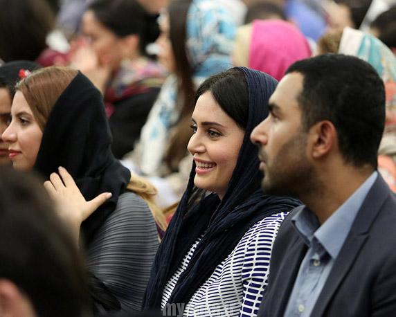 تهران هنرمندان بازیگران + تصاویر