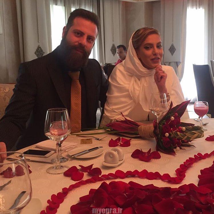شیما محمدی بازیگر شاهگوش ازدواج کرد + تصاویر