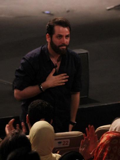 عکس های جدید بازیگران در کنسرت علی زند وکیلی (12)