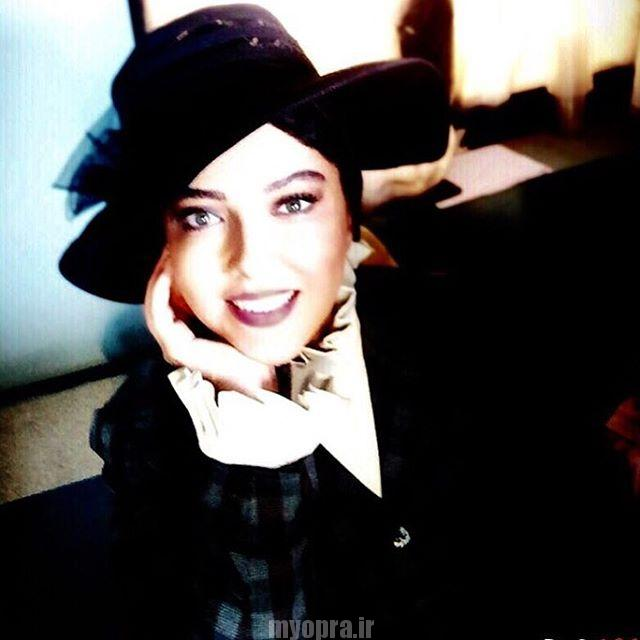 لیلا اوتادی عکس های اردیبهشت 95