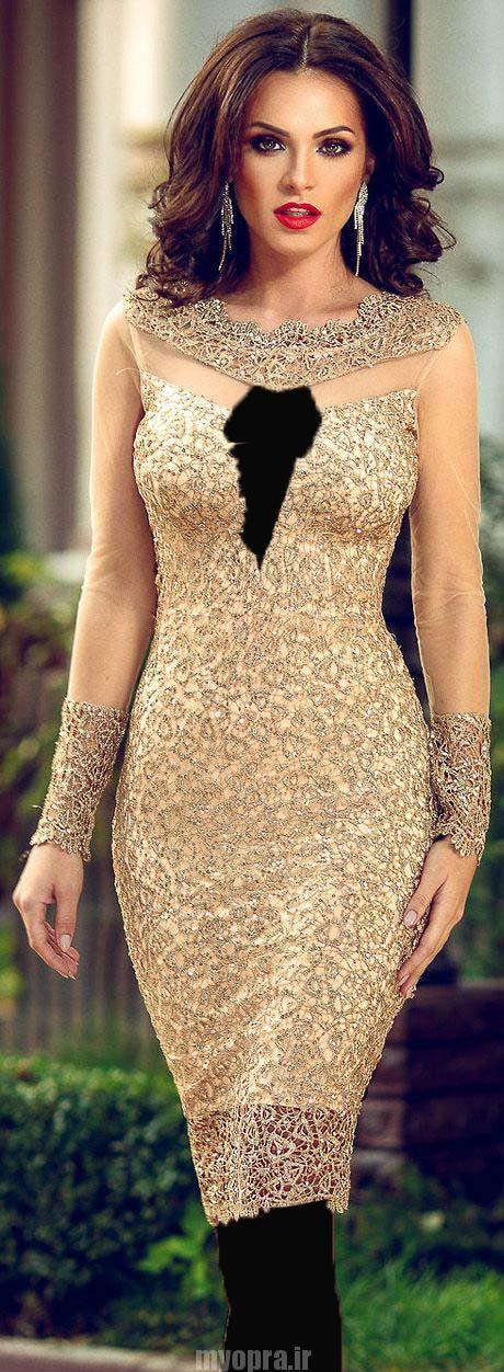 مدل  جدید لباس مجلسی تابستان ۲۰۱۶