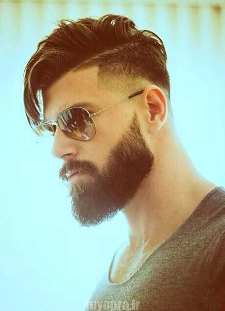 مدل مو کوتاه مردانه و پسرانه 2016