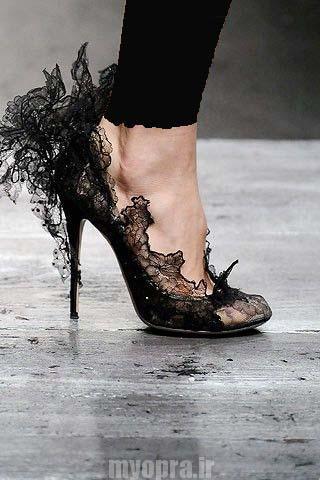 کفش مجلسی زنانه تیپ 2016