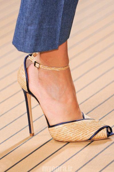 کفش و صندل زنانه بهار و تابستان 2016