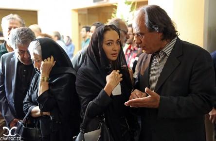 مراسم یاد بود عباس کیارستمی + تصاویر