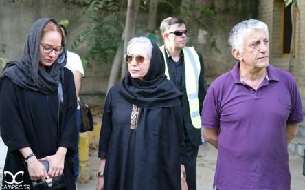 بازیگران در مراسم یاد بود عباس کیارستمی + تصاویر (19)