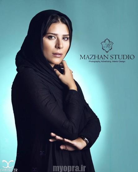 عکس آتلیه ای سحر دولتشاهی