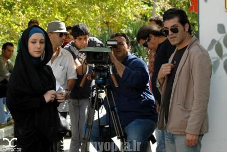 ماندانا قاجار در سریا میلیاردر