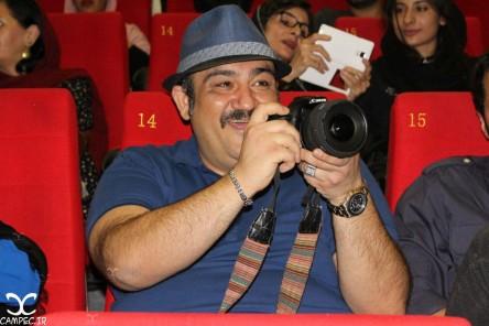 """تصاویر بازیگران در اکران فیلم""""درآکولا """"تیر 95"""