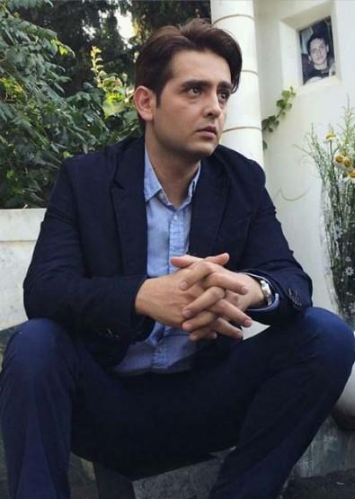 عکس بازیگر کیوان در سریال پریا + بیوگرافی