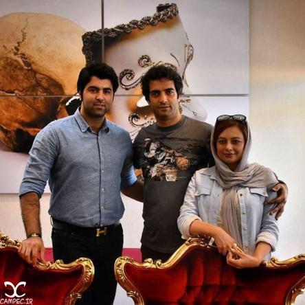 عکس های جدید یکتا ناصر در کنار همسرش