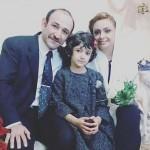 عکس و بیوگرافی هدایت هاشمی و همسر دومش