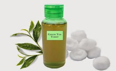 چگونه با چای سبز محصول زیبایی خانگی بسازیم ؟ (11)
