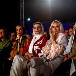 بازیگران در کنسرت ناظری برج میلاد تهران ۹۵