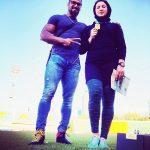 بیوگرافی لیلا رجبی ورزشکار پرتاب وزنه کشورمان