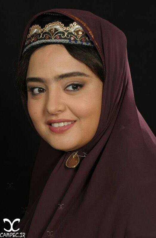 عکس های جدید نرگس محمدی در فیلم نیمکت