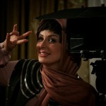عکس های جدید نیوشا ضیغمی در فیلم پسرعمو دختر عمو