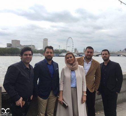 عکس های بازیگران اکران فیلم در لندن