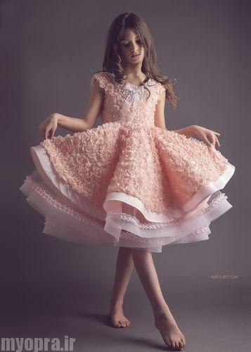 بچه گانه دخترانه مدل 2016-2017