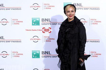 بازیگران ایرانی فرش قرمز فیلم جاودانگی در رم