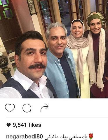 تصاویر منتخب بازیگران در اینستاگرامشان مهر 95
