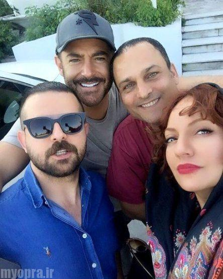 تصاویر متخب بازیگران در اینستاگرامشان مهر 95