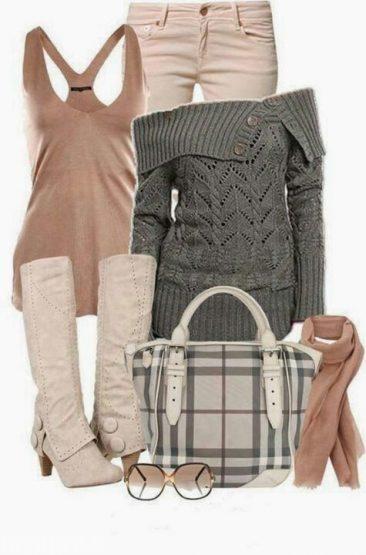 لباس بیرون از خانه خانم ها در زمستان 95