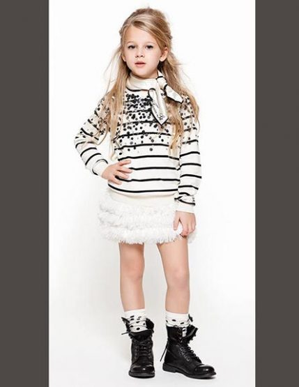 شیک ترین لباس دخترانه تیپ بیرون از خانه