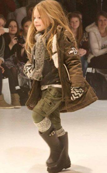 شیک ترین مدل لباس دخترانه تیپ بیرون از خانه