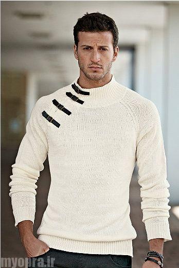 مدل جدید بافت برای مردان خوش تیپ
