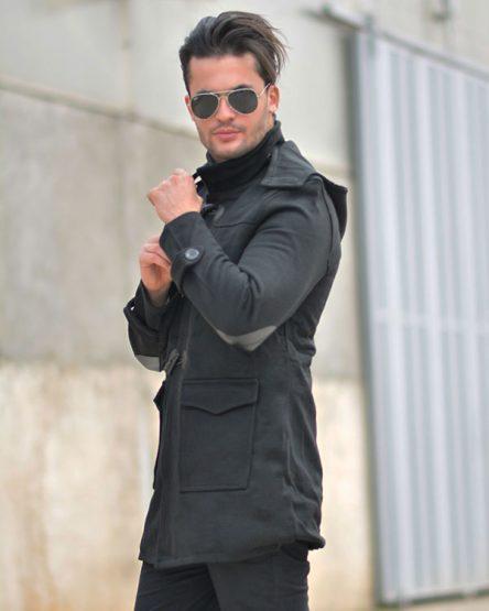 خرید پالتو و لباس بافت مردانه