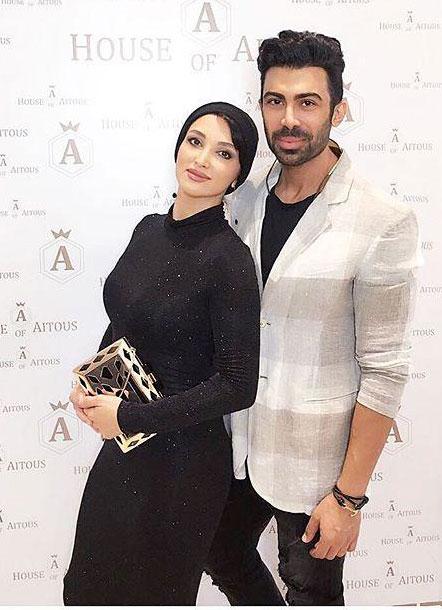 تصاویر جدید روناک یونسی و همسرش پاییز 95