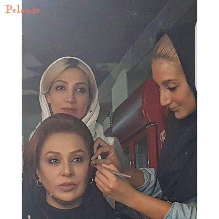 عکس های جدید نسرین مقانلو آبان ۹۵