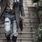 مدل شلوار جین مردانه در سال جدید