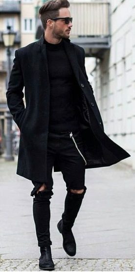 مدل شلوار لی مردانه در سال جدید