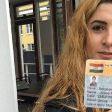داعش برای سر این دختر ایرانی، جایزه گذاشت