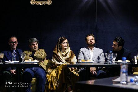 عکس محمدرضا گلزار و دیامیرزا نشست سلام بمبئی
