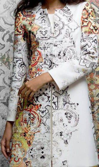مدل مانتو بسیار شیک و خاص ایرانی در بهار و عید 96