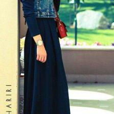 مدل مانتو بسیار شیک و خاص ایرانی در بهار و عید ۹۶