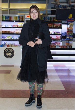 تیپ بازیگران ایرانی فرش قرمز 35 جشنواره فیلم فجر 95