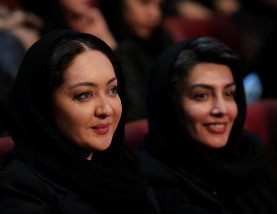 نیکی کریمی در جشنواره فیلم فجر 95