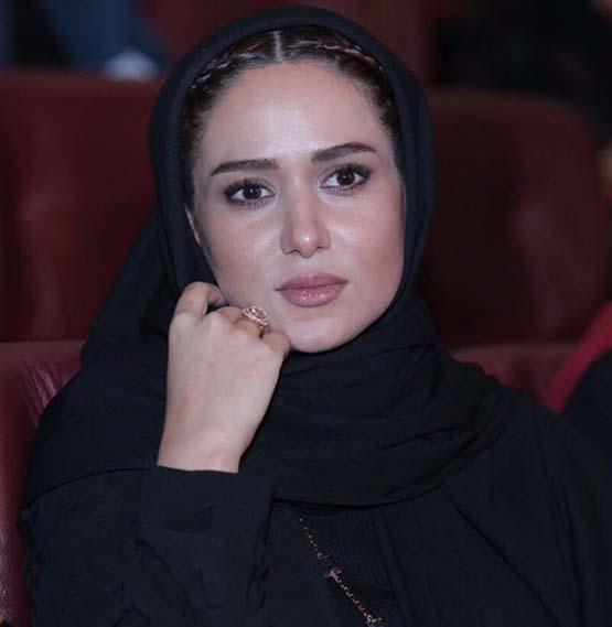 پریناز ایزدیار در جشنواره فیلم فجر 95